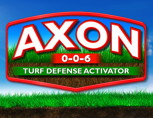 AXON 0-0-6 Turf Defense Activator