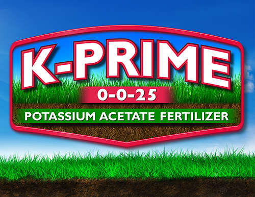 K-PRIME 0-0-25 Potassium Acetate Fertilizer