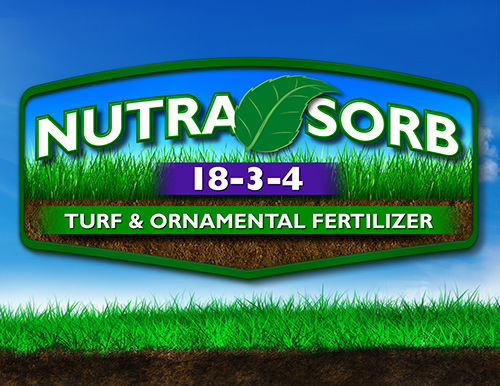 NUTRA SORB 18-3-4 Turf & Ornamental Fertilizer