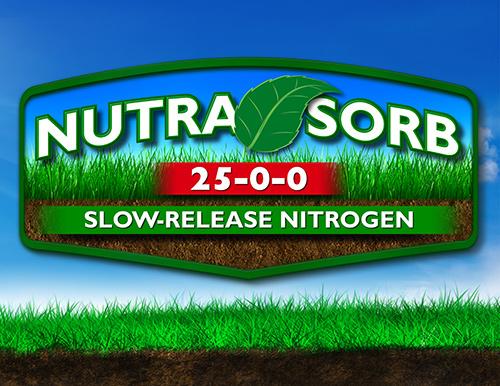 NUTRA SORB 25-0-0 Slow-Release Nitrogen