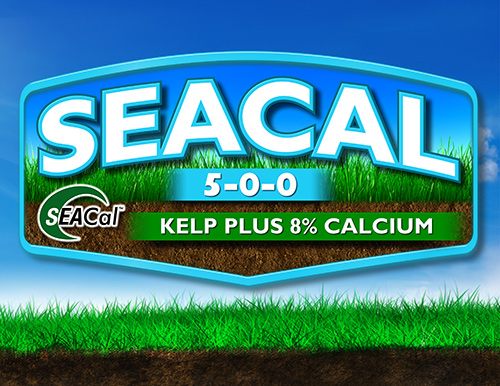 SEACAL 5-0-0 Kelp Plus 8% Calcium