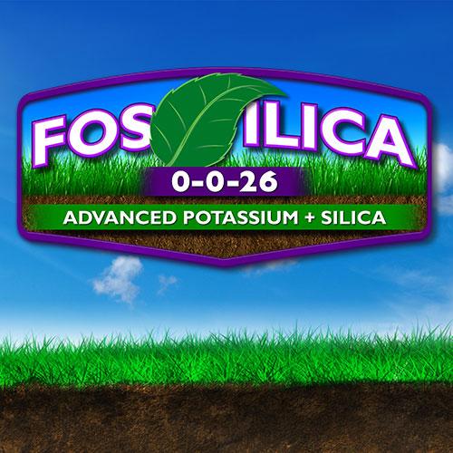 FOSILICA 0-0-26 Advanced Potassium + Silica