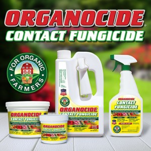 ORGANOCIDE® CONTACT FUNGICIDE