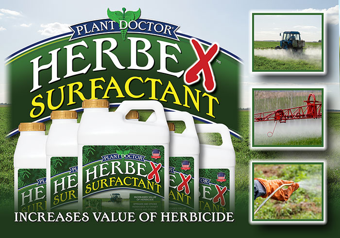 HerbeX Surfactant