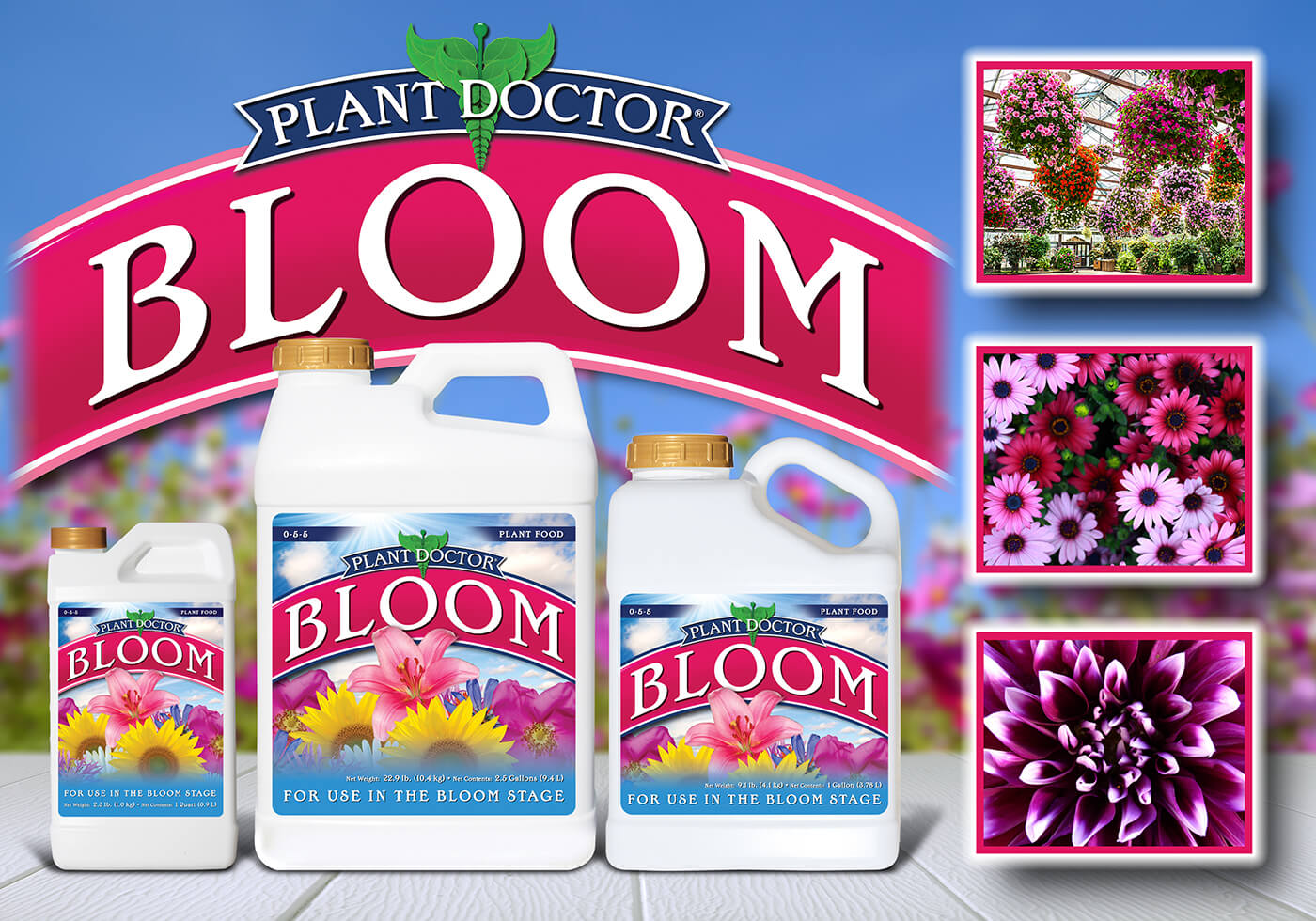 BLOOM 0-5-5 - Your Plant Doctor