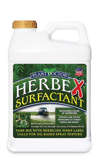 Herbex Surfactant 2 5 Gallon Concentrate Your Plant Doctor