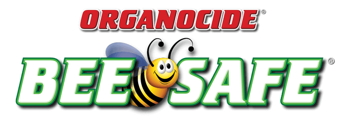 bee safe organic pesticide logo