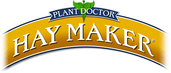 plant doctor haymaker pasture fertilizer logo
